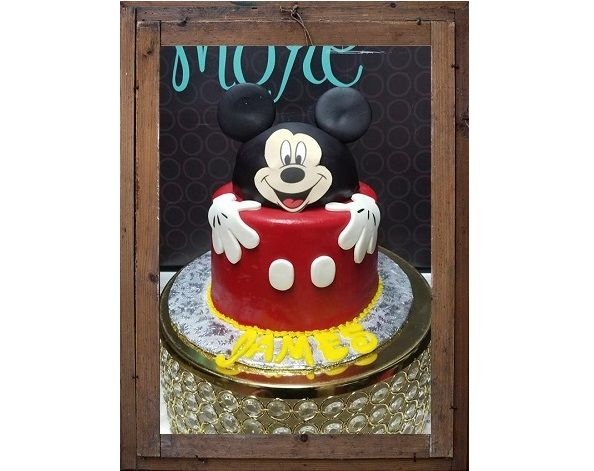 Mickey Mouse Club´s Cake